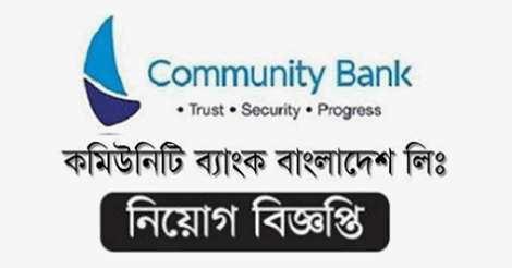 Community Bank Job Circular